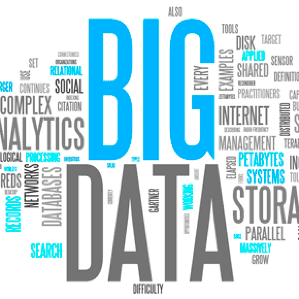 Gecor y el big data